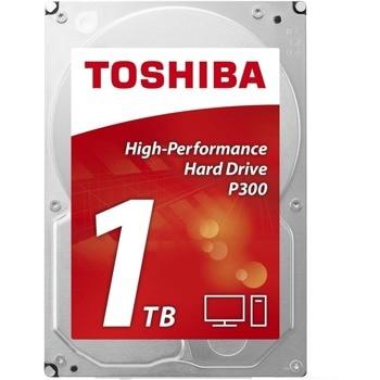 """Твърд диск 1TB Toshiba P300 HDKPC32ZKA01S, SATA3 6Gb/s, 7200rpm, 64MB кеш, 3.5"""" (8.89cm) image"""