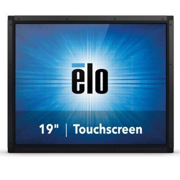 """Монитор ELO E331019, 19""""(48.26 cm), TN тъч панел, SXGA, 14ms, 1000:1, 225cd/m2, VGA, DisplayPort, HDMI, черен image"""