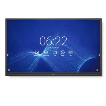 """Публичен дисплей NEC CB651Q, тъч дисплей, 65"""" (165.1 cm) Ultra HD, HDMI, VGA, USB, RS232 image"""