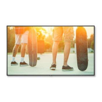 "Дисплей NEC V864Q, 86"" (218.44 cm), Ultra HD, HDMI, DisplayPort, USB image"