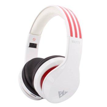 Слушалки Ovleng MX777, безжични, микрофон, Bluetooth, SD, FM, сгъваеми, различни цветове image