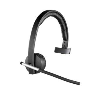 Слушалка Logitech Mono H820e 981-000512 product