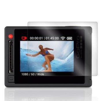 Защитно покритие за дисплей GoPro, за HERO4 Silver, 3 броя image