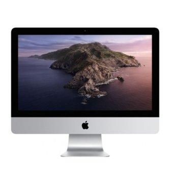 "All In One компютър Apple iMac (MHK03ZE/A), двуядрен Kaby Lake Intel Core i5-7360U 2.3/3.6 GHz, 21.5"" (54.61 cm) Full HD LED Display, 8GB DDR4, 256GB SSD, клавиатура и мишка, image"