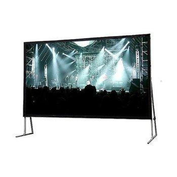 """Екран Avtek Fold 610, на стойка, 6296 x 3810 мм, 283"""" (718.82 cm), 16:10 image"""