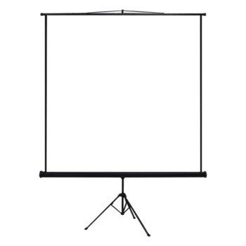 Екран Privileg Compact 100, преносим сгъваем трипод, 2000x1500 мм, 4:3 image