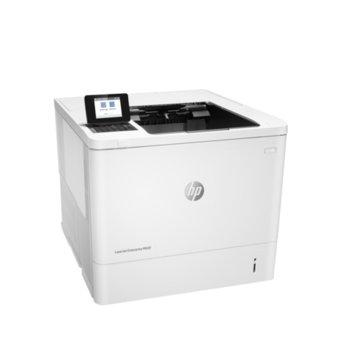 Лазерен принтер HP LaserJet Enterprise M609dn, монохромен, 1200 x 1200 dpi, 71 стр/мин, LAN1000, USB, A4 image