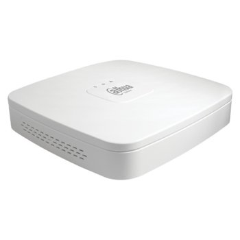 IP видеорекордер Dahua NVR4116-4KS2, 16 канала, H.265/H.264, 1x SATA III, 2x USB, 1x RJ-45 100Mbps, HDMI, VGA image