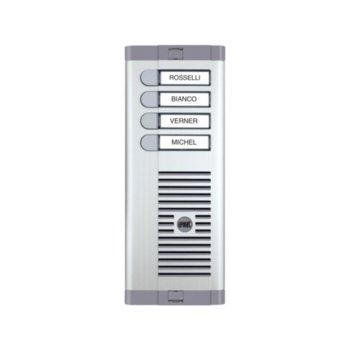 Домофонно табло, 4 бутона, за система URMET 925/104 image