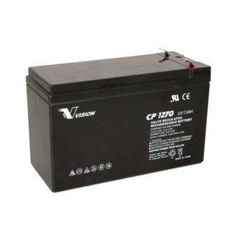 Батерия Vision CP1270 F1 12 V 7 Ah product