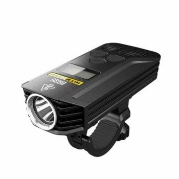 Фенер Nitecore BR35, Li-Ion батерия, 1800 lumens, за велосипед, черен image