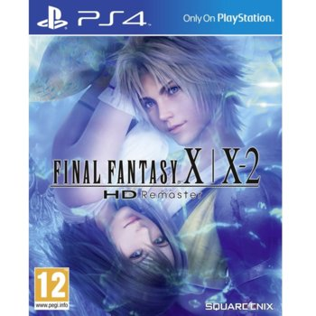 Игра за конзола Final Fantasy X and X-2 HD Remaster, за PS4 image