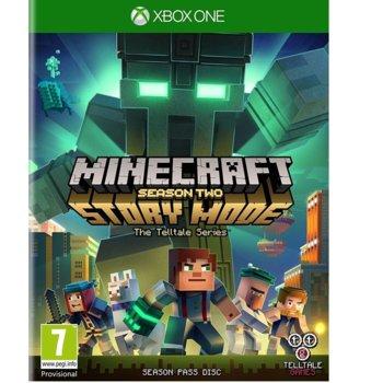 Minecraft Story Mode - Season 2 Pass Disc product