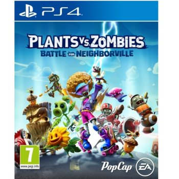 Игра за конзола Plants vs. Zombies: Battle for Neighborville, за PS4 image
