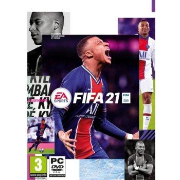Игра FIFA 21, за PC image