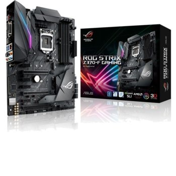 ASUS ROG STRIX Z370-F GAMING product
