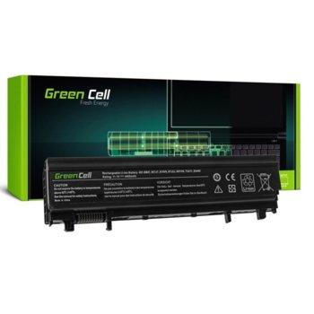 Батерия (заместител) за лаптоп Dell, съвместима с модели Latitude E5440 E5540, 6-cell, 11.1V, 4400mAh image
