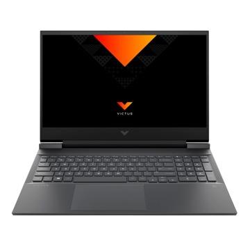 "Лаптоп HP Gaming Victus 16-e0041nq (4Q731EA), шестядрен AMD Ryzen 5 5600H 3.3/4.2GHz, 16.1"" (40.9 cm) Full HD IPS 144Hz Anti-Glare Display & GF RTX 3050 Ti, (HDMI), 8GB DDR4, 512GB SSD, 1x USB Type-C, Free DOS image"