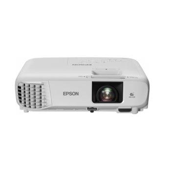 Проектор Epson EH-TW740, 3LCD, Full HD (1920 x 1080), 16 000:1, 3300lm, HDMI image