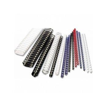 Спирала за подвързване, диаметър 51 mm, капацитет до 500 листа, черна image