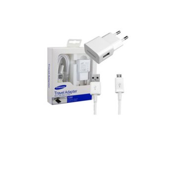 Samsung Travel Adapter White EP-TA12EWEUGWW product