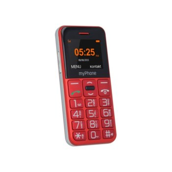 myPhone Halo Easy Red product