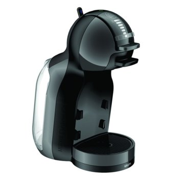 Ръчна еспресо машина Krups Nescafe Dolce Gusto MINI ME Anthracite, черна, 1500 W, 15 bar image