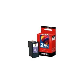 ГЛАВА LEXMARK ColorJetPrinter X2500/2530/2550/5490/ Z 845/1300/1310/1320 - Color - Blister - P№ 18C1529BL /29A/ - заб.: 150p image