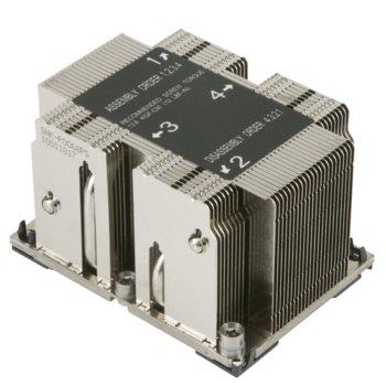 Охлаждане за процесор Supermicro SNK-P0068PS, съвместимост с LGA3647-0 image