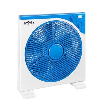 Вентилатор бокс Sapir SP 1760 BA12, 40W, 3 степени, таймер, син image