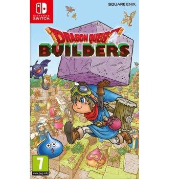 Игра за конзола Dragon Quest Builders, за Switch image