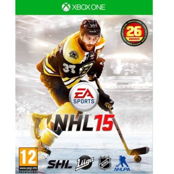 NHL 15 product