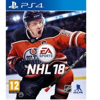 NHL 18 product
