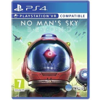 Игра за конзола No Man's Sky Beyond, за PS4 image