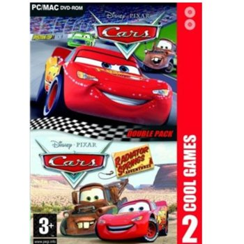Cars Double Pack - Focus  product