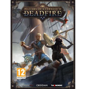 Игра Pillars of Eternity II: Deadfire, за PC image