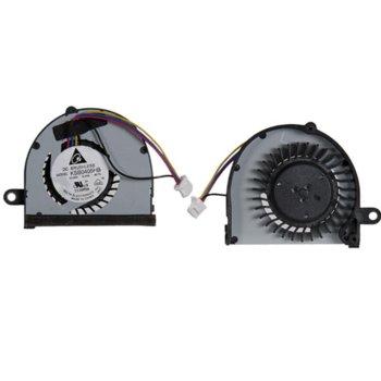 Вентилатор за лаптоп Asus, съвместим с Asus Eee PC 1025C image