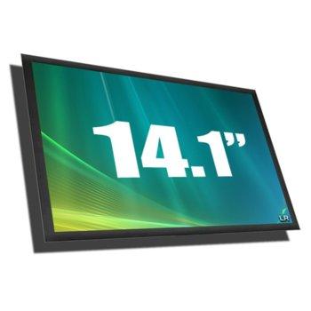 "Матрица за лаптоп LG LP141WX1 (TL)(E6), 14.1"" (35.81 cm) WXGA 1280 x 800 pix., гланц image"