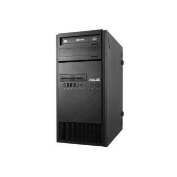 Настолен компютър Asus ESC500 G4 M2F, четиридрен Kaby Lake Intel Xeon E3-1245 v6 3.7/4.1GHz, 8GB DDR4, 1TB HDD, 1x USB 3.1 Type C, 1, 1x USB 3.1, 6x USB 3.0, Windows 10 Pro image