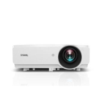 Проектор BenQ SW752+, DLP, WXGA (1280x800), 13 000:1, 5000 lm, HDMI, VGA, LAN, USB image