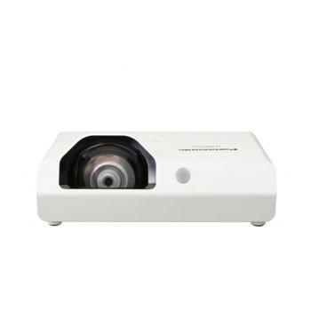 Проектор Panasonic PT-TX340, 3LCD, XGA (1024x768), 16 000:1, 3200 lm, 1x HDMI, 2x VGA, 2x USB, 2x Audio  image