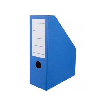 Поставка за документи, синя image