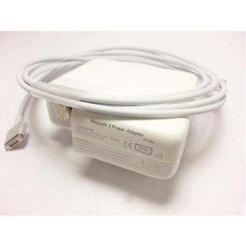 Захранване (заместител) за Apple MagSafe2 20V/4.25A/85W, шуко - A1398, A1424 image