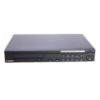 Аналогов HD (AHD) видеорекордер HangBang HB7908X3-L, 8 канален, 1080p, H.264, 1x SATA, HDMI, VGA, 2x USB, AUDIO, 1x RJ45 1000 Mbps image