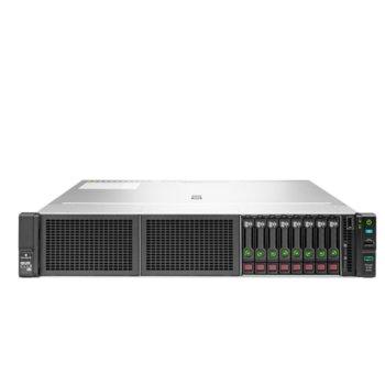 Сървър HPE DL180 G10 (PERFDL180-003), осемядрен Skylake Intel Xeon 4110 2.1/3.0 GHz, 16GB RDIMM DDR4, без твърд диск, 2x 1GbE, без ОС, 500W image