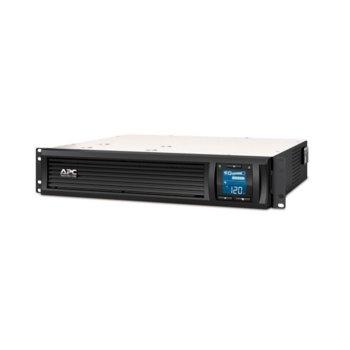UPS APC Smart-UPS, 1500VA/900W, Line Interactive, Rack image