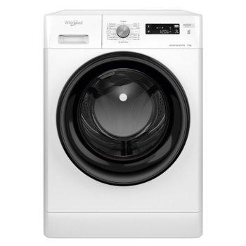 Перална машина Whirlpool FFS 7238 B EE, A+++, 7kg, 1200 rpm, 14 програми, свободностояща, 60 см ширина, бял image