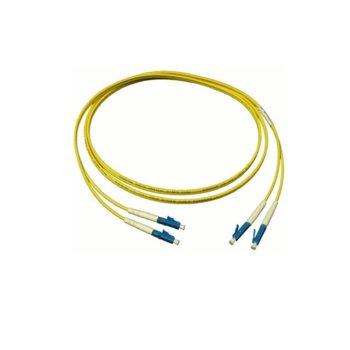 Оптичен пач кабел, LC/UPC(м) към LC/UPC(м), 9/125, сингъл мод, 2m image