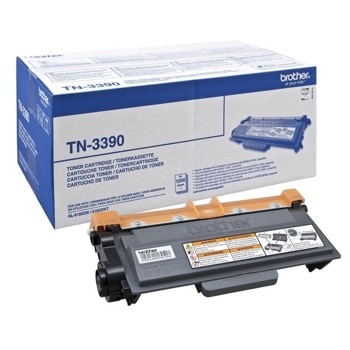 Тонер касета за Brother HL 6180DW/MFC 8950DW/DCP 8250DN, Black - TN-3390, Заб.: 12000 брой копия image