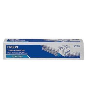 КАСЕТА ЗА EPSON AcuLazer C4200DN/DTN/DNPC5/DTNPC5/DNPC6 - Cyan - P№ C13S050244 - заб.: 8500k image